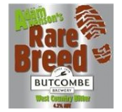 Butcombe Rare Breed
